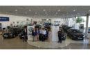 Nucesa entrega a la empresa Tecnocar 15 vehículos Volkswagen Polo<br/><span style='color: #077dbc;font-size:65%;'>Son modelos de gasolina con todas las garantías y medidas de seguridad</span>