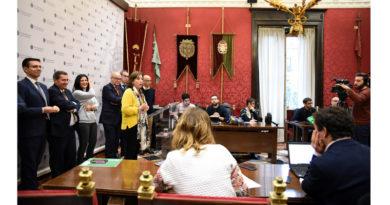 El Ayuntamiento celebra los dos nuevos vuelos con Burdeos y Nantes en un año histórico para el aeropuerto de Granada
