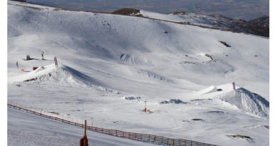 Sierra Nevada amplía el esquí nocturno a la pista Maribel y lo extiende a los jueves