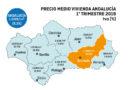 El precio medio de la vivienda en Granada crece un 4,5%<br/><span style='color: #077dbc;font-size:65%;'>El metro cuadrado alcanza los 1.100 euros en nuestra provincia</span>