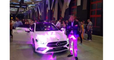 Granada Premium presenta la segunda generación del Mercedes CLA Coupé<br/><span style='color: #077dbc;font-size:65%;'>Más de 360 personas se dieron cita en Fermasa para conocer el nuevo vehículo</span>