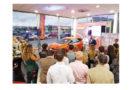 Renault Japemasa presenta el nuevo Clio: semiautónomo e híbrido<br/><span style='color: #077dbc;font-size:65%;'>El concesionario granadino celebró un acto en sus instalaciones de Avenida de Andalucía donde dio a conocer a numeroso público la quinta generación de este vehículo completamente renovado</span>