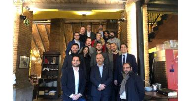 """AJE Granada: """"Conócelo"""" con  Fulgencio Meseguer Galán, Director Ejecutivo Software DELSOL"""