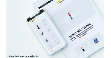Castor lanza al mercado su propia tienda online de productos de desinfección<br/><span style='color: #077dbc;font-size:65%;'>Ofrecen un amplio abanico de productos de desinfección entre los que se encuentran mascarillas, geles hidroalcohólicos, guantes y productos desinfectantes homologados</span>