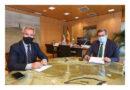 Reunión Diputación y Autoridad Portuaria